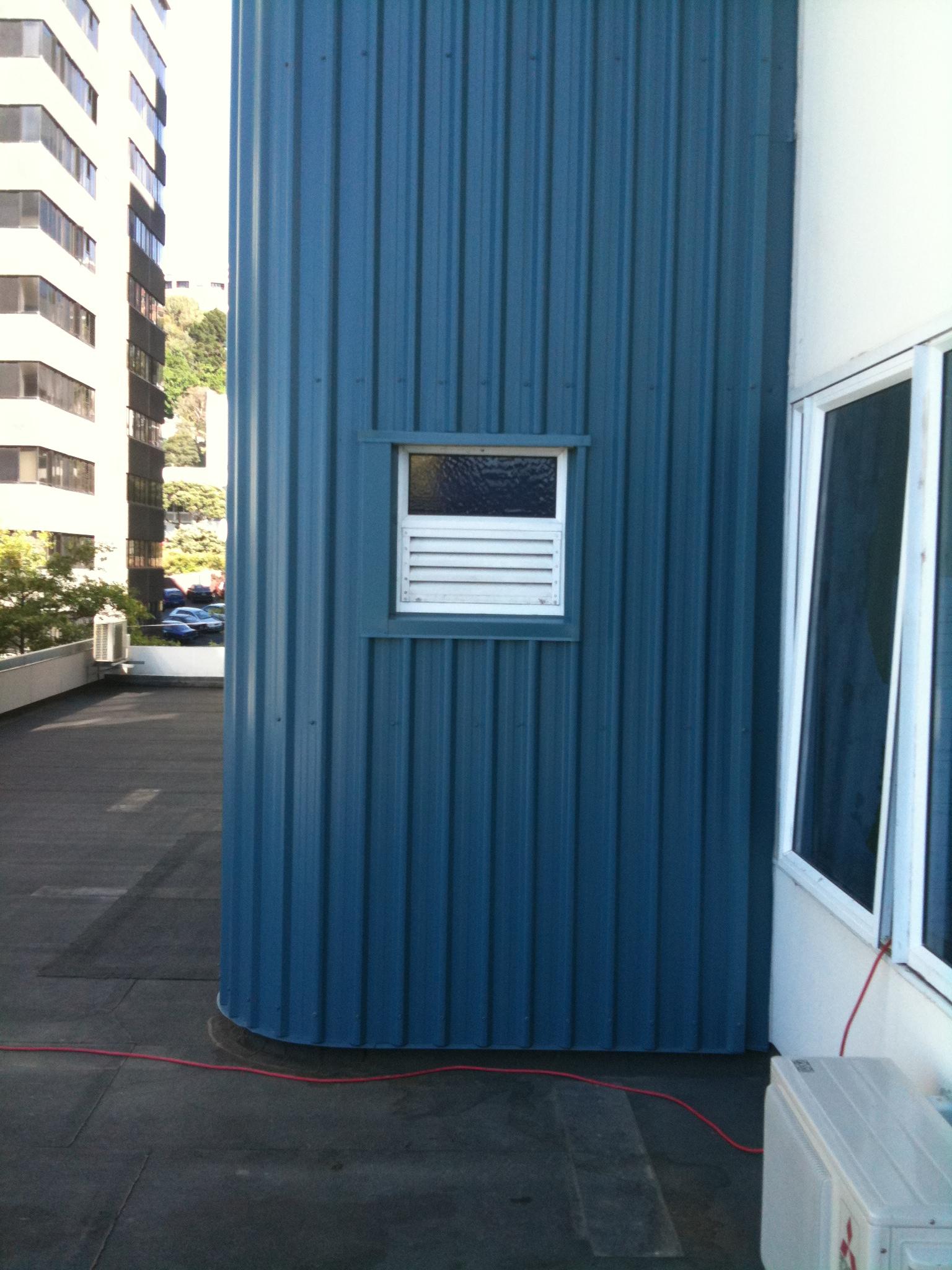 Reroof Wellington Corrugated Iron Premier Roofing We